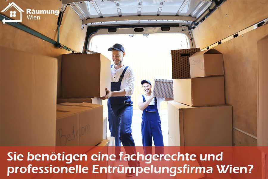Entrümpelungsfirma Niederösterreich